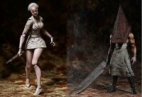 New Figma Silent Hill 2 Red Bubble Head Nurse & Red Pyramid Thing Figure Japan