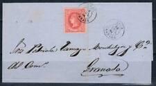 1864.- LOJA A GRANADA