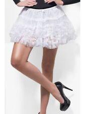 Disfraces de mujer de color principal blanco de encaje