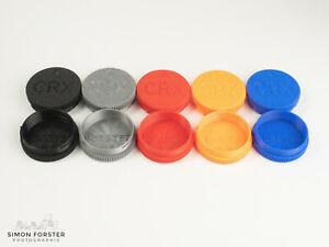FORSTER UK CRX Contarex Rear Lens Cap