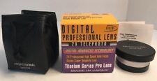 Digital Optics Professional Lens 2x Telephoto 52mm High Resolution Titanium