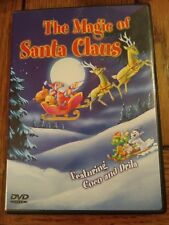 The Magic of Santa Claus (DVD, 2001) Featuring Coco and Drila - LIKE NEW