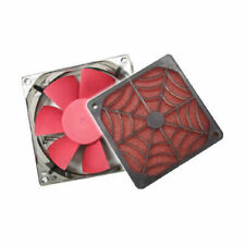 EverCool 80MM Spider Filter Fan Dust Free  (Retail Pkg)