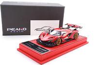 #32903 - Peako Apollo Automobil Apollo IE - Red - 1:43