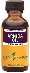 Arnica Oil by Herb Pharm, 1 oz