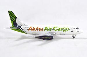 Aeroclassics ACN842AL Aloha Air Cargo Boeing 737 N842AL Diecast 1/400 Jet Model