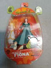 New 2004 Hasbro Shrek 2 Fiona Action Figure Sealed Package