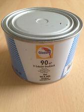 GLASURIT 2-SCHICHT-DECKLACK Uni, 90-A 306 oxidrot 500ml