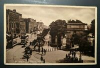 1919 Stephens Green Dublin Ireland Real Picture Postcard Cover