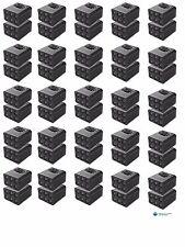 50 9 Volt Battery LED Mini Flashlights: International Shipping Available