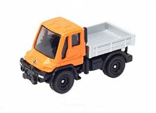 Takara Tomy Tomica #7 Mercedes-Benz Unimog Diecast Car Vehicle Toy