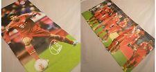 POSTER FC BAYERN MUNCHEN Ribéry Robben Javi Martínez Champions League 2013 ax