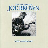 Joe Brown - Very Best of Joe Brown: 50th Anniversary [CD]