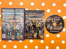Ratchet Gladiator Playstation 2 PS2 PAL + Free UK Delivery