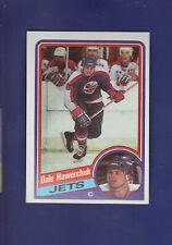 Dale Hawerchuk 1984-85 TOPPS Hockey #152 (NM+)