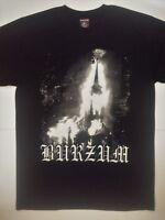 1BURZUM T-Shirt Dark Funeral Darkthrone Mayhem Emperor Bathory Filosofem Aske