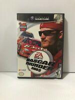 NASCAR Thunder 2003 *Nintendo GameCube* Tested Working