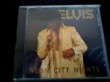RARE ELVIS PRESLEY CD - NEON CITY NIGHT - MAC RECORDS