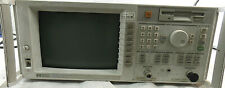 Agilent Hewlett Packard Hp 8713C Network Analyzer 300 kHz-3000 Mhz~For Parts/Rep