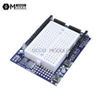 2PCS Arduino Prototyping Prototype Shield ProtoShield Module+Mini Breadboard MO