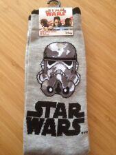 STAR Wars Storm Trooper Da Uomo Taglia 6-11 Character Calzini Novità (bx4)