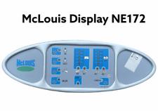 Nordelettronica NE172 Bedienpanel Mclouis Bedienteil Display