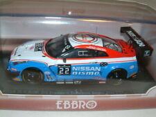 1/43 NISSAN GT-R NISMO GT3 BLANCPAIN ENDURO 2015 #22 , EBBRO
