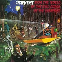 Scientist - Rids the World of the Evil Curse of the Vampires [New Vinyl]