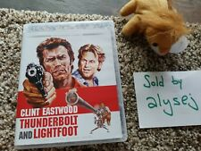 Thunderbolt and Lightfoot (Blu-ray, 2016) Clint Eastwood Film Twilight Time