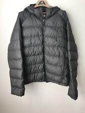 32 degrees Heat Mens Down Jacket Coat Compact Lightweight XL Gray Packable