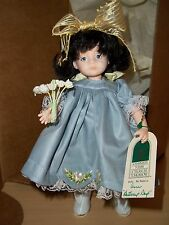 """Robin Woods Anne """"Buttercup Days"""" 8"""" Vinyl Doll - Made in 1990 W/Box & Tag"""