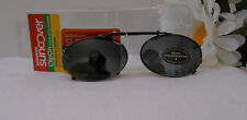 CliP ON Polarized Good Housekeeping SUNCOVER FOR PLASTIC FRAMES SCRATCH