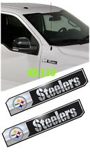 NFL Pittsburgh Steelers Car Truck Edition Badge Color Aluminum Emblem Sticker