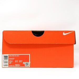 Nike Free RN 2018 Mens Running Shoe Triple Black 942836 002 New