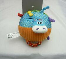 Carrefour Baby balle multicolore éveil multi-matières 29 cm environ
