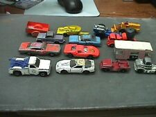 LARGE LOT OS DIECAST VEHICLES SOME ARE FOR PARTS & OTHERS GOOD