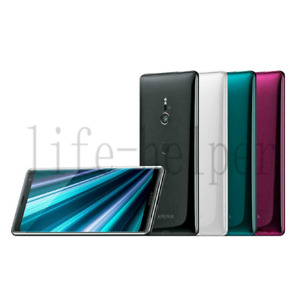 Touchscreen Sony Xperia XZ3 Dual SIM H9436 Single SIM H8416 19MP 64GB Smartphone