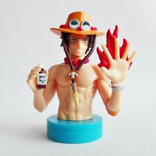 1 RARE Portgas D Ace Figure Original stamp Lipovitan D PROMO ONE PIECE Model