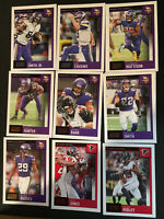 2020 Score Football NFL Base Singles (Complete your set pick your card) 201-330
