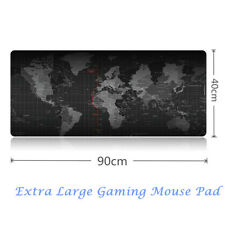 90*40cm XL Extra Large Waterproof Soft Gaming Keyboard Mouse Pad Large Size Mat