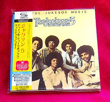 Jackson 5 Joyful Jukebox Music Boogie SHM MINI LP CD JAPAN UICY-94297