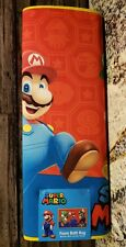 Super Mario Bathroom Mat NEW