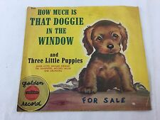 Little Golden Records How Much Is That Doggie in the Window
