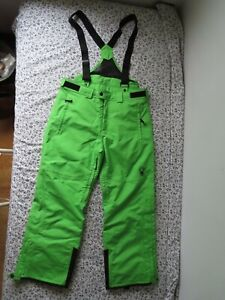 Spyder Dynamite 20,000mm Snowboard Snow Bib Pants Size XLT regular sz L