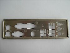 P5V-X SE ASUS motherboard I/O Shield Original IO Backplate P5LD2-X New