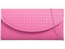 Bolsos de mujer mediano en piel color principal rosa