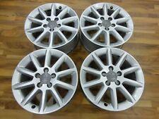 16 Zoll Orig. Audi A4 8K Alufelgen,8K0601025BD,7Jx16 ET46