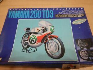 NAGANO YAMAHA 250 TD3 1/10 scale Model Kit VINTAGE RARE