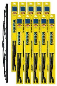 """Rain-X 18"""" Professional Wiper Blades (10 Pack)"""