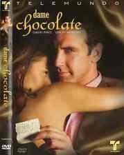 DAME CHOCOLATE (2007) * Spanish Telenovela* 4-DVD Boxset * NEW & SEALED